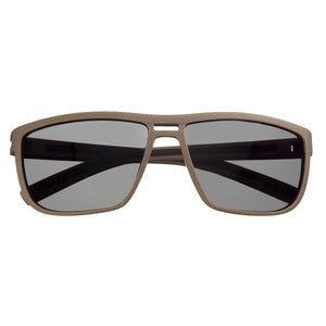 Simplify Barrett Polarized Sunglasses - Grey/Black - SSU124-GY