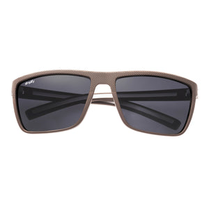 Simplify Dumont Polarized Sunglasses - Beige/Black - SSU117-GY