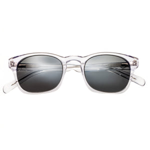 Simplify Bennett Polarized Sunglasses - White/Black - SSU106-WH