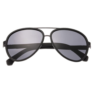 Simplify Stanford Polarized Sunglasses - Black/Black - SSU115-BK
