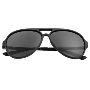 Simplify Spencer Polarized Sunglasses - Matte Black/Black - SSU120-BN