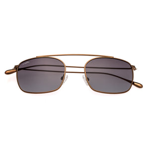 Simplify Collins Polarized Sunglasses - Bronze/Black - SSU104-BR