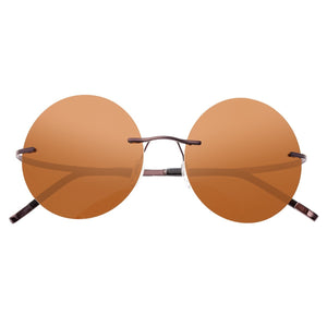 Simplify Christian Polarized Sunglasses - Brown/Brown - SSU114-BN