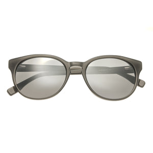Simplify Clark Polarized Sunglasses - Grey/Silver - SSU102-GY