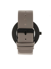 Load image into Gallery viewer, Simplify The 4100 Leather-Band Watch - Black/Grey - SIM4102