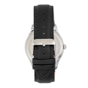 Simplify The 6900 Leather-Band Watch w/ Date - White - SIM6901