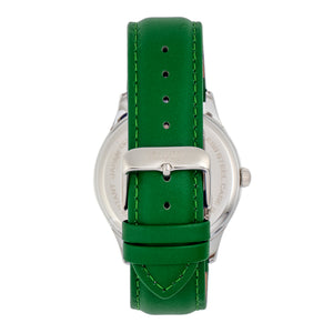 Simplify The 6900 Leather-Band Watch w/ Date - Green - SIM6902