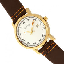 Load image into Gallery viewer, Simplify The 5300 Strap Watch - Gold/Brown - SIM5304