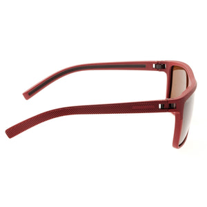 Simplify Dumont Polarized Sunglasses - Red/Black - SSU117-RD