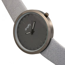 Load image into Gallery viewer, Simplify The 6000 Strap Watch - Gunmetal/Grey - SIM6004