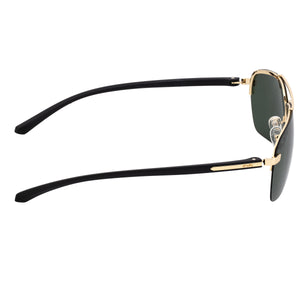 Simplify Lennox Polarized Sunglasses - Gold/Black - SSU119-GD