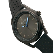 Load image into Gallery viewer, Simplify The 5900 Leather-Band Watch - Black - SIM5906