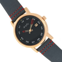 Load image into Gallery viewer, Simplify The 5300 Strap Watch - Rose Gold/Blue - SIM5305