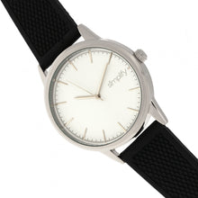 Load image into Gallery viewer, Simplify The 5200 Strap Watch - Silver - SIM5201