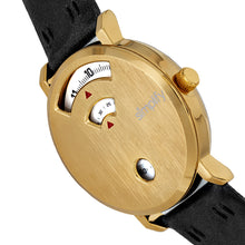 Load image into Gallery viewer, Simplify The 7000 Leather-Band Watch - Gold/Black - SIM7002