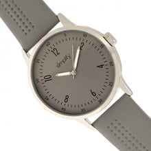 Load image into Gallery viewer, Simplify The 5700 Leather-Band Watch - Grey - SIM5703