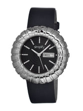 Load image into Gallery viewer, Simplify The 2100 Leather-Band Ladies Watch w/Date - Silver/Black - SIM2102