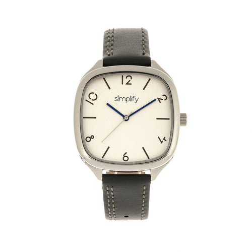 Simplify The 3500 Leather-Band Watch - SIM3502