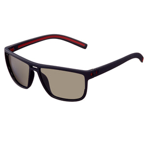 Simplify Barrett Polarized Sunglasses - Blue/Silver - SSU124-BL