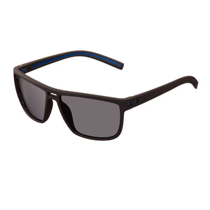 Simplify Barrett Polarized Sunglasses - Brown/Black - SSU124-BN