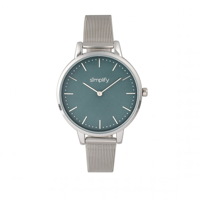 Simplify The 5800 Mesh Bracelet Watch