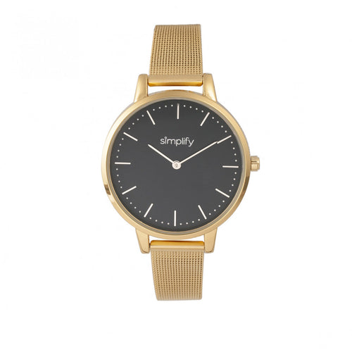 Simplify The 5800 Mesh Bracelet Watch - SIM5803