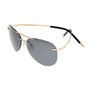 Simplify Sullivan Polarized Sunglasses - Gold/Black - SSU113-GD