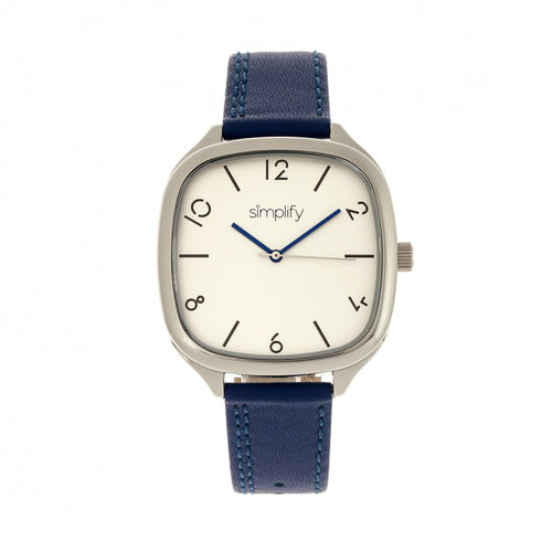 Simplify The 3500 Leather-Band Watch - SIM3503