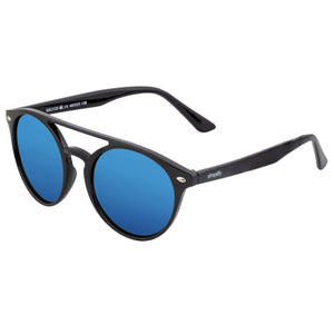 Simplify Finley Polarized Sunglasses - Black/Blue  - SSU122-BL