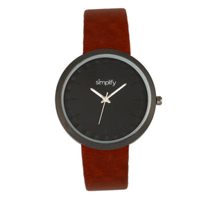 Simplify The 6000 Strap Watch