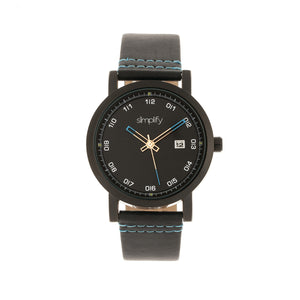 Simplify The 5300 Strap Watch - Black - SIM5306