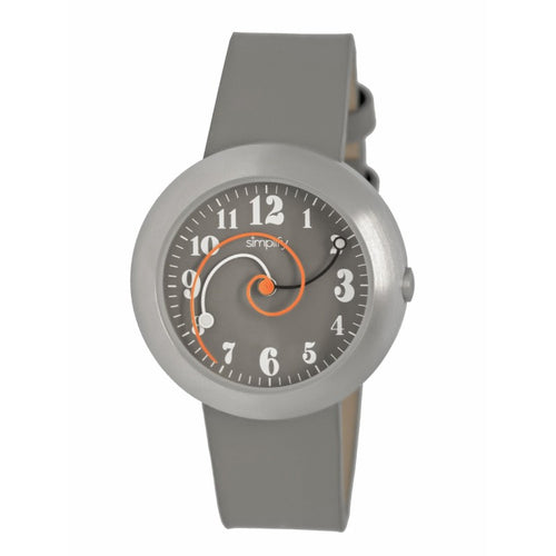 Simplify The 2700 Leather-Band Watch - SIM2703