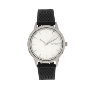 Simplify The 5200 Strap Watch - Silver - SIM5201