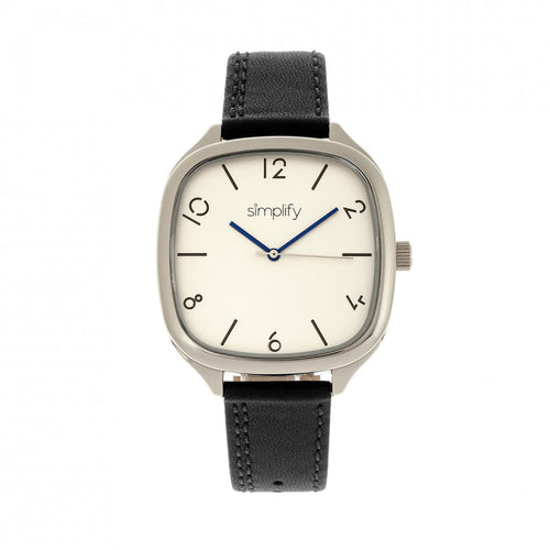 Simplify The 3500 Leather-Band Watch - SIM3501