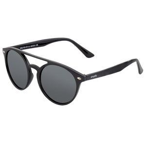 Simplify Finley Polarized Sunglasses - Black/Black - SSU122-BK