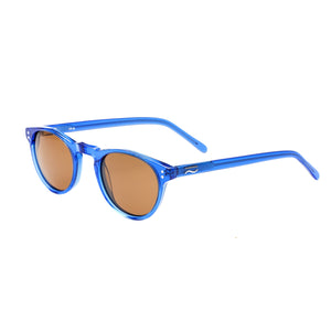 Simplify Russell Polarized Sunglasses - Blue/Brown - SSU109-BL