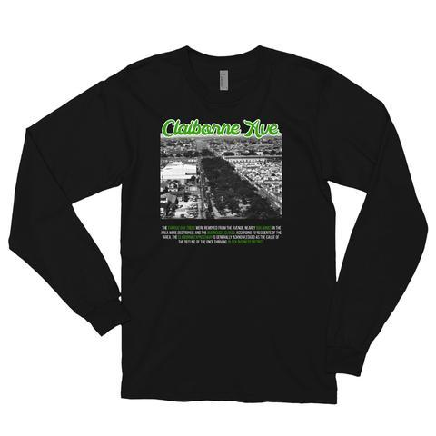 CLAIBORNE AVE. LONG SLEEVE *LIMITED EDITION* - French Quarter Shops