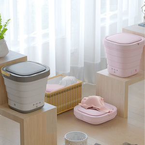 Portable Mini Washing Machine