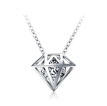 Load image into Gallery viewer, The Bastille Collection Diamond Necklace