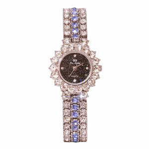 Simple Elegant Diamond Watch