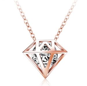 The Bastille Collection Diamond Necklace