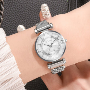 Graceful Concentric Circles Watch