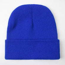 Load image into Gallery viewer, Solid Color Knit Cap