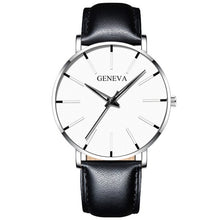 Load image into Gallery viewer, Fashionable Ultra Thin Men Watches