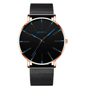 Fashionable Ultra Thin Men Watches