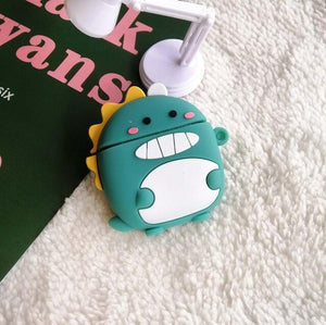 3D Cute Cartoon Airpods Case