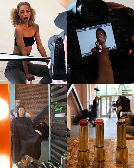 Behind the Scenes of a VALDÉ Campaign