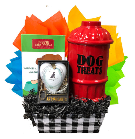 Man's Best Friend - Basket Pizzazz
