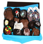 Mixed Chocolates - Basket Pizzazz