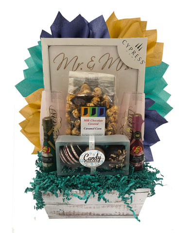 Wedding Wishes - Basket Pizzazz